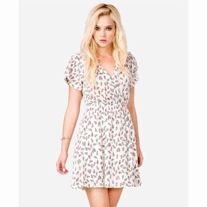 Ice Cream Cone Fun Summer Dress | Forever 21